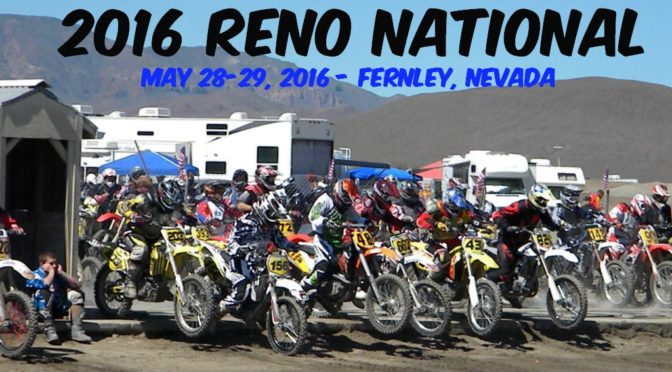 OTHG RENO NATIONAL ROUND 2, MAY 28-29 @ FERNLEY,NEVADA