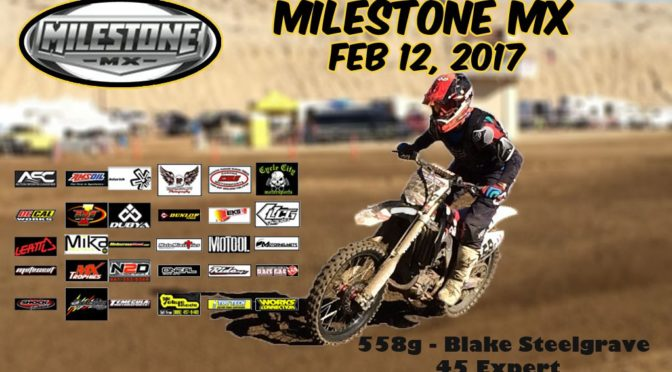 OTHG RACE – Milestone MX Park – Feb 12, 2017