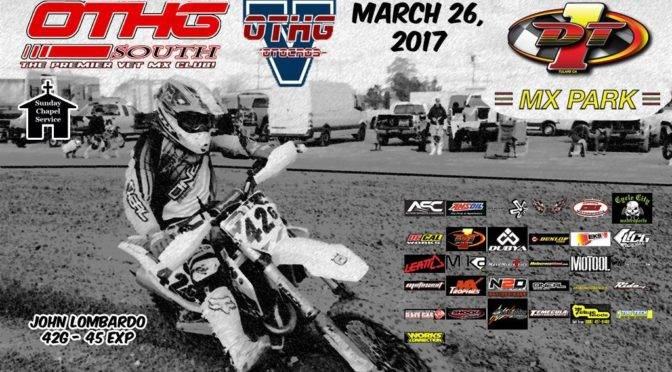 OTHG RACE – DT1 MX Park – March 26, 2017 w/Valley Chapter