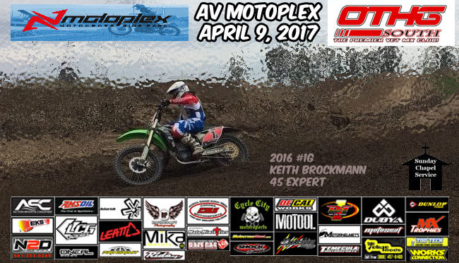 OTHG Race – AV Motoplex – April 9, 2017